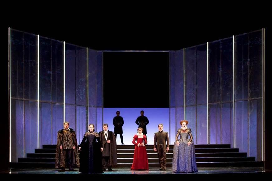 Gaetano Donizetti, MARIA STUARDA,  Staatstheater am Gärtnerplatz, München