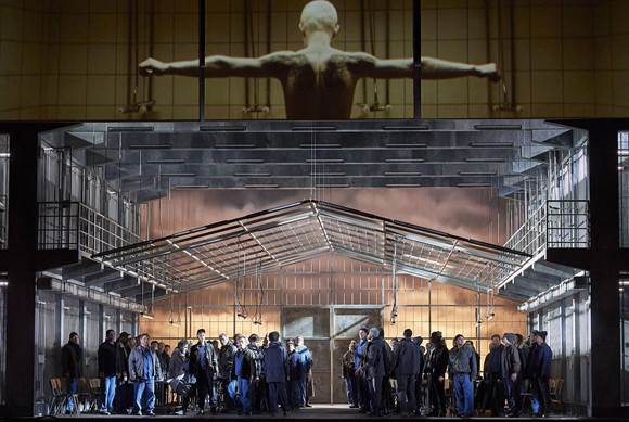 "Schweitzers Klassikwelt 34: Kirill Serebrennikovs ""Parsifal"" theologisch betrachtet"