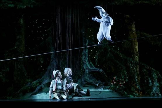 """Schweitzers Klassikwelt 12: """"Hänsel und Gretel"""" – Oper mit Marionetten"""