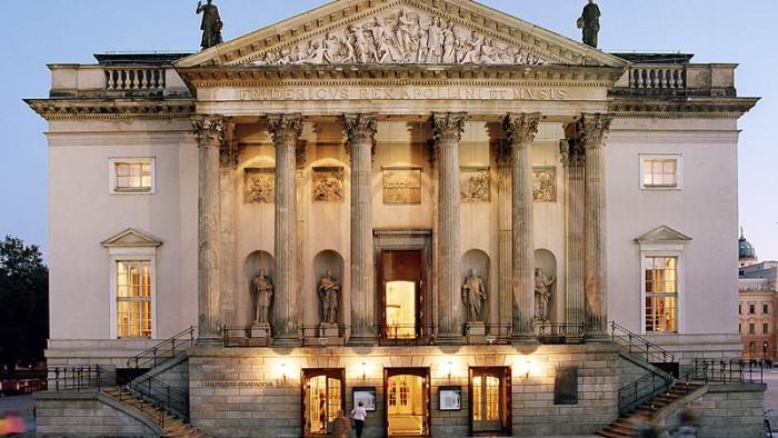 Staatsoper Unter den Linden stellt Programm 2017/18 vor,  Staatsoper Unter den Linden, Berlin
