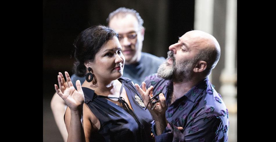 Giacomo Puccini, Tosca,  Teatro alla Scala Mailand, 22. Dezember 2019