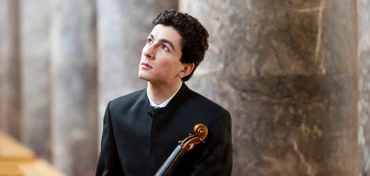 Symphoniker Hamburg, Ion Marin, Sergey Khachatryan,  Laeiszhalle, Hamburg