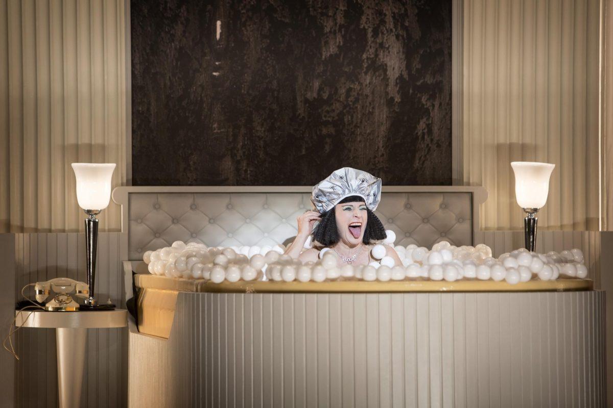 Oscar Straus, Die Perlen der Cleopatra,  Komische Oper Berlin