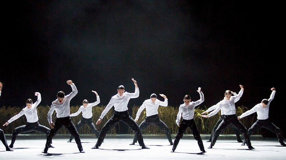 La Strada, Ballett,  Staatstheater am Gärtnerplatz, München