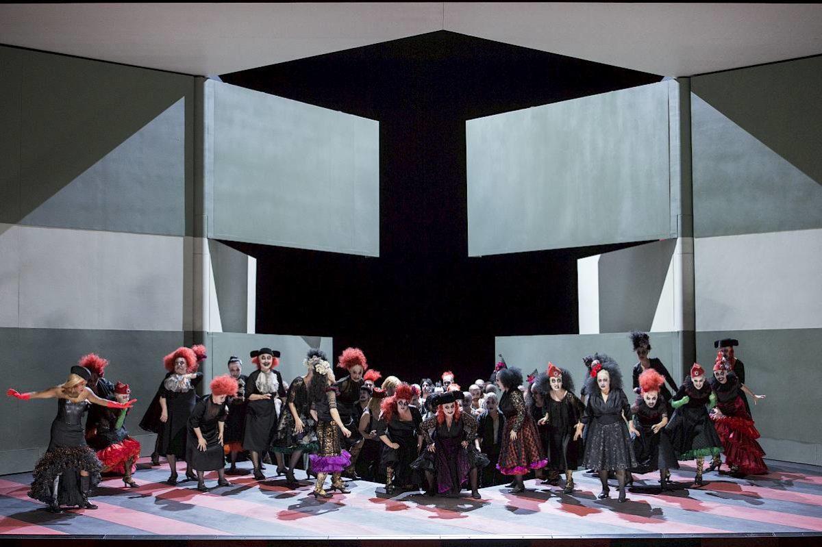 Giuseppe Verdi, La Forza del Destino, Opernhaus Zürich, 30. Juni 2019