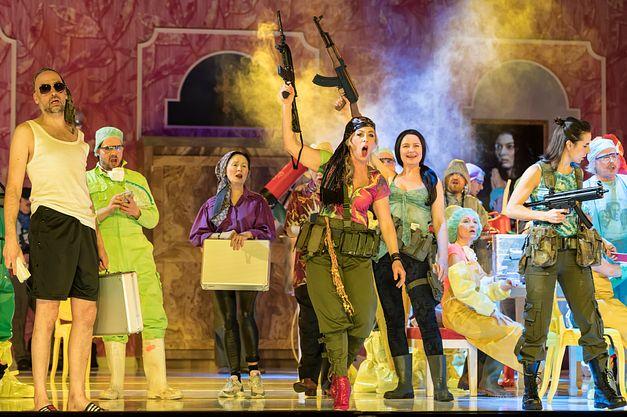 Giuseppe Verdi, La forza del destino,  Theater Augsburg