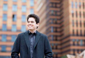 Lahav Shahani Conductor-pianist Photo: Marco Borggreve
