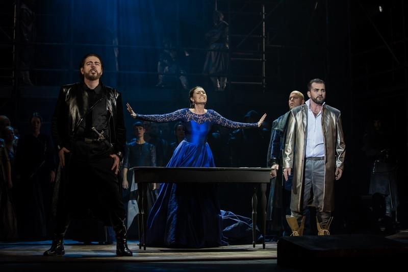 Gaetano Donizetti, Lucia di Lammermoor, Erkel Theater, Budapest, 3. März 2018