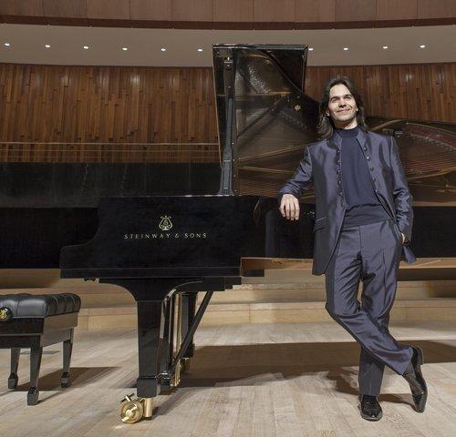 Horacio Lavandera, Mozart, Beethoven, Saluzzi, Schubert, Wiener Konzerthaus, Schubert-Saal