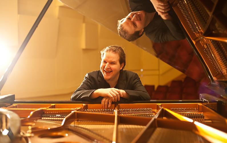 Lukáš Vondráček,  Elbphilharmonie Hamburg, Kleiner Saal