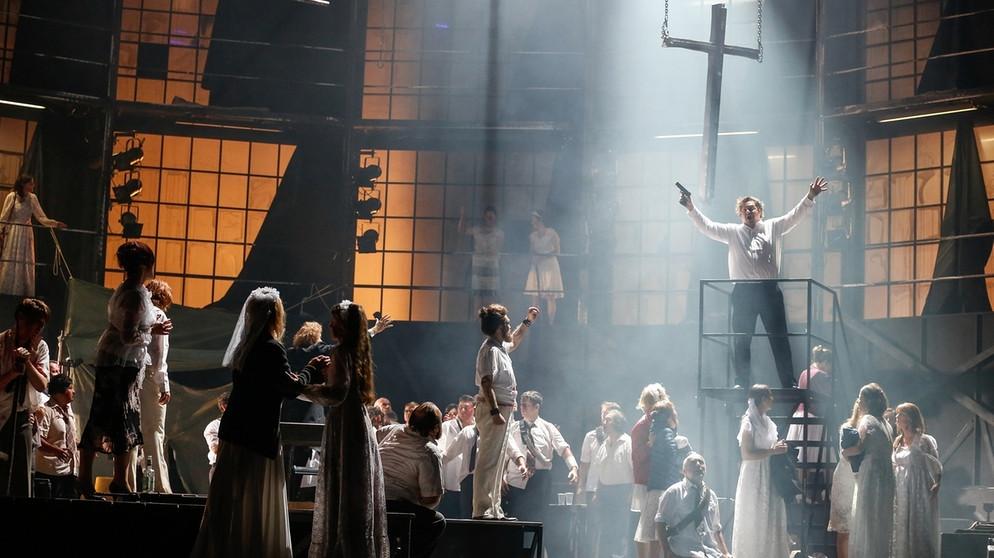 "Giacomo Meyerbeer, ""Le Prophète"",  Musiktheater Linz, 18. Oktober 2019"