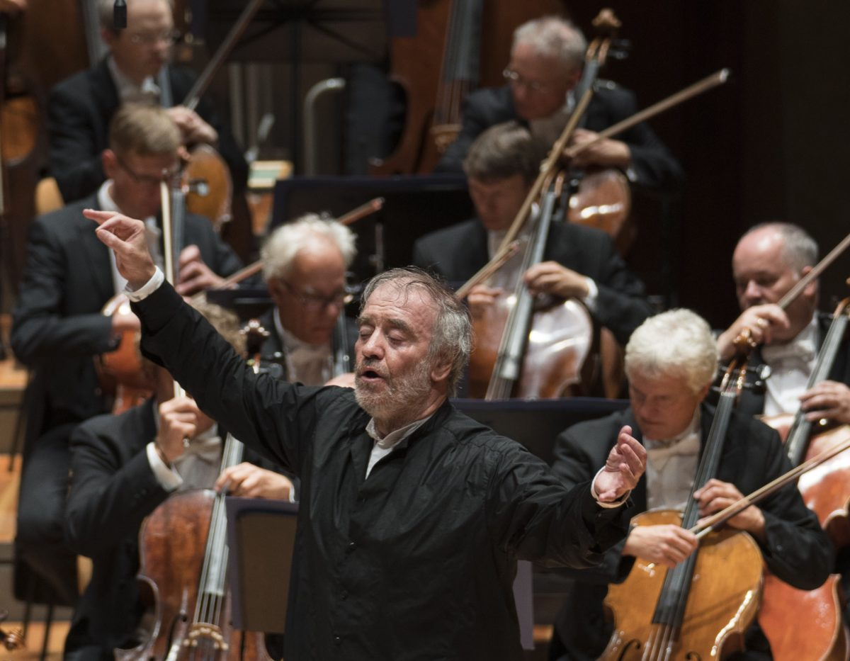 Münchner Philharmoniker, Valery Gergiev, Gustav Mahler,  Philharmonie im Gasteig, München