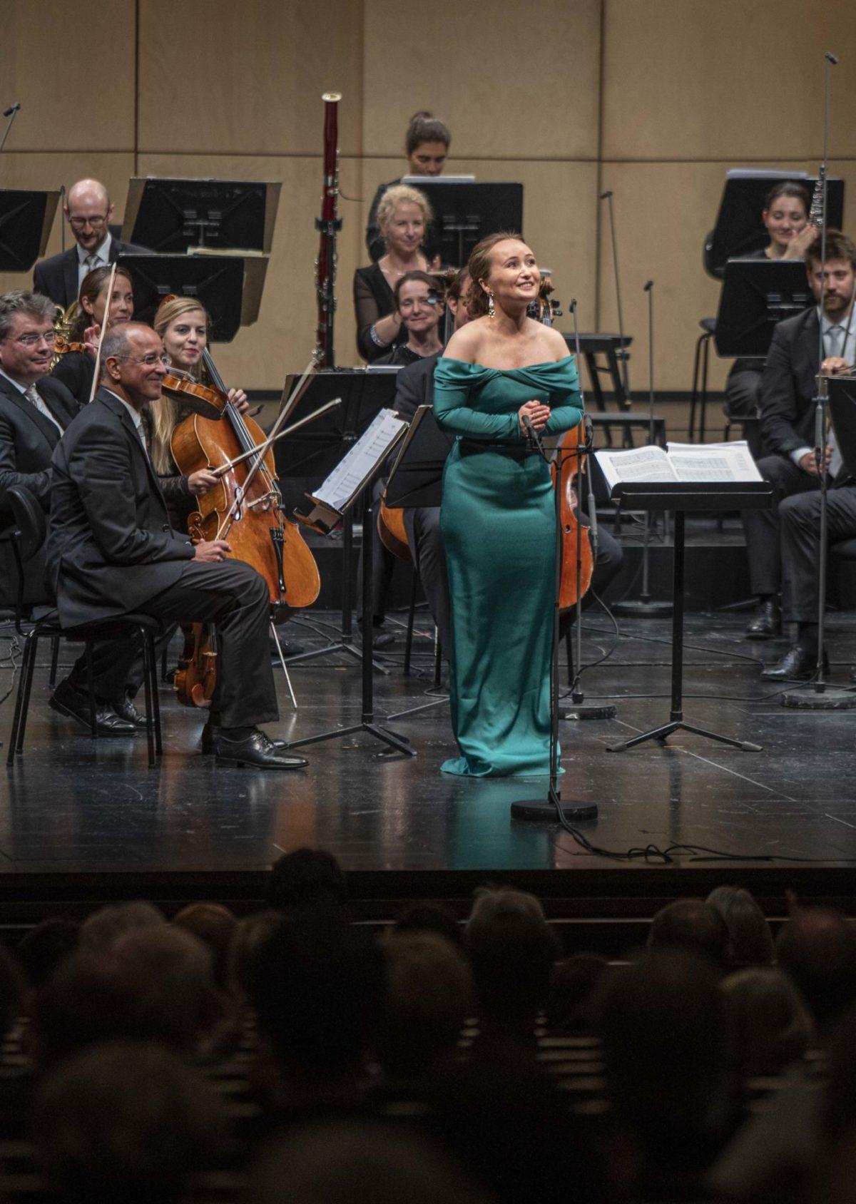 Julia Lezhneva in Salzburg: So soll Mozart klingen!  Salzburger Festspiele, 19. August 2020