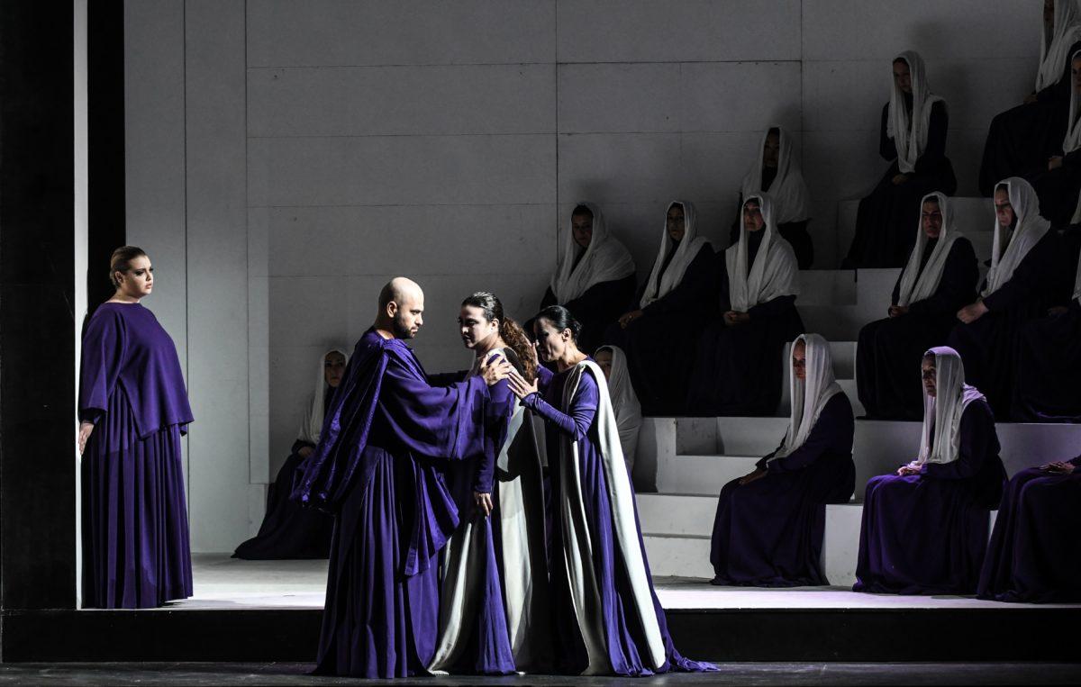 Nicola Antonio Manfroce, Ecuba, Festival Della Valle d'Itria Martina Franca – Palazzo Ducale, 4. August 2019
