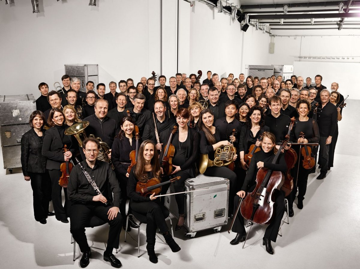 NDR Elbphilharmonie Orchester, Ingo Metzmacher, Elbphilharmonie Hamburg, 10. Februar 2019