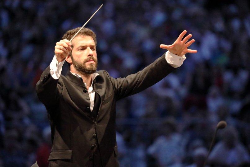 Giuseppe Verdi, Messa da Requiem,  Teatro di Verdura di Palermo, 26. Juli 2020, Livestream