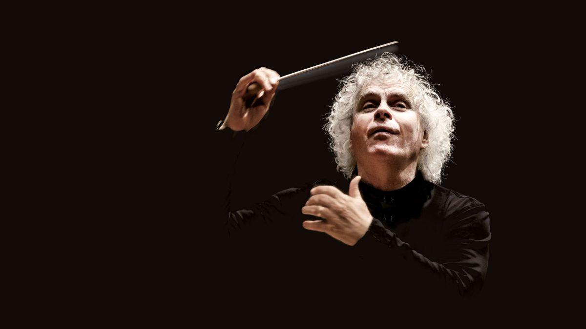 Salzburger Festspiele, Berliner Philharmoniker, Sir Simon Rattle, Dimitri Schostakowitsch, Sinfonie Nr. 1 und Nr. 15,  Großes Festspielhaus, Salzburg