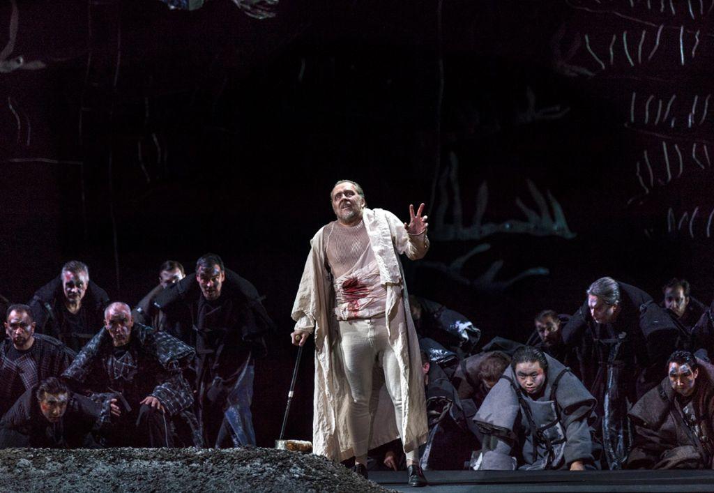 Richard Wagner, Parsifal, 8. Juli 2018,  Bayerische Staatsoper, München