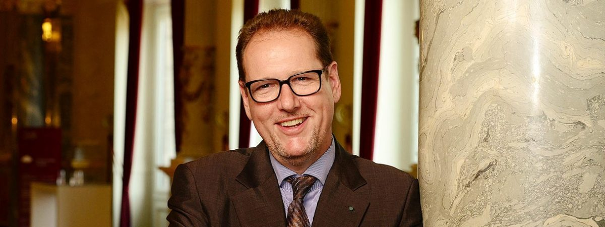 Exklusiv-Interview Peter Theiler, Intendant Semperoper Dresden,  Dresden