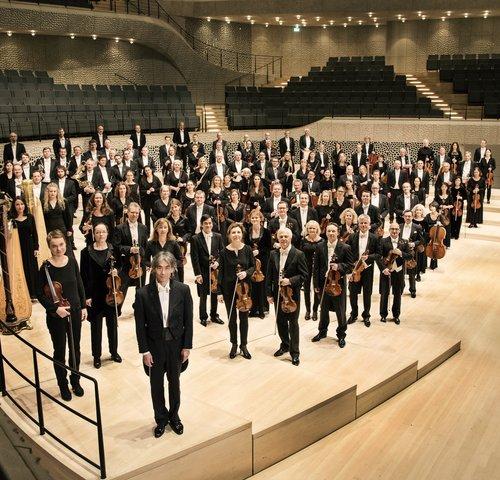 Anton Bruckner,Sinfonie Nr. 5, Philharmonisches Staatsorchester Hamburg, Kent Nagano,  Elbphilharmonie Hamburg
