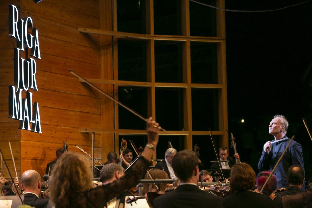 Riga Jurmala Music Festival, Dzintari Concert Hall, London Symphony Orchestra, 30. August 2019