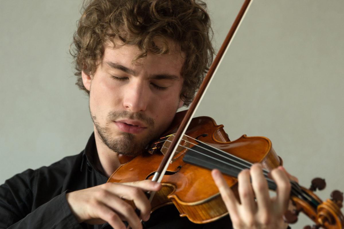 Benjamin Herzl, Violine,  Musikverein Wien