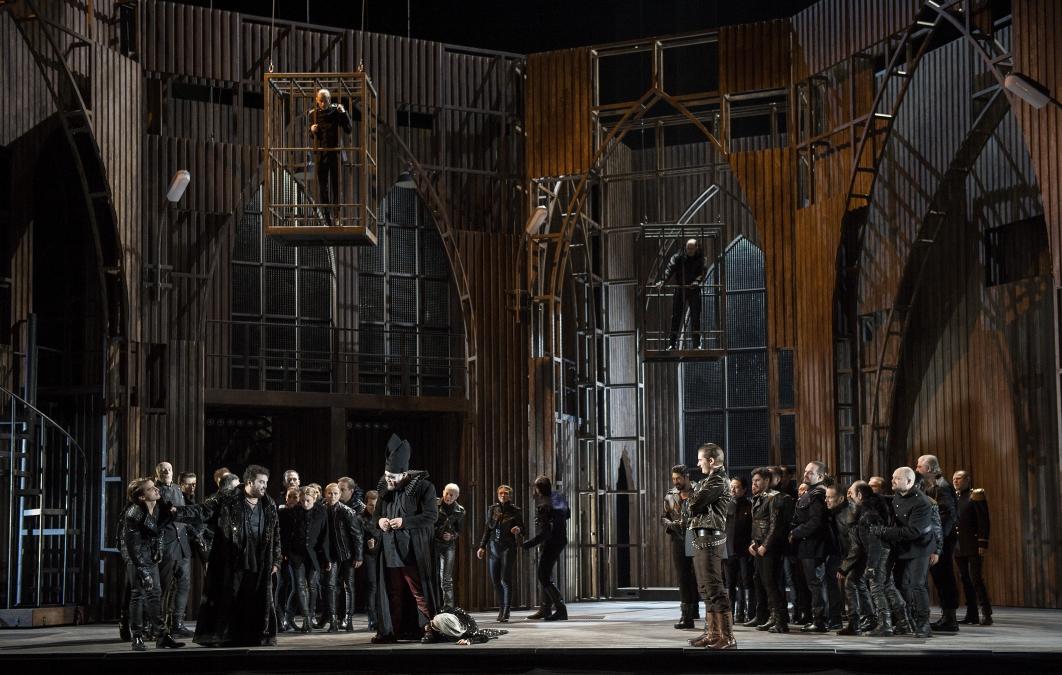 Giuseppe Verdi, Rigoletto, Oper Frankfurt, 17. Februar 2018