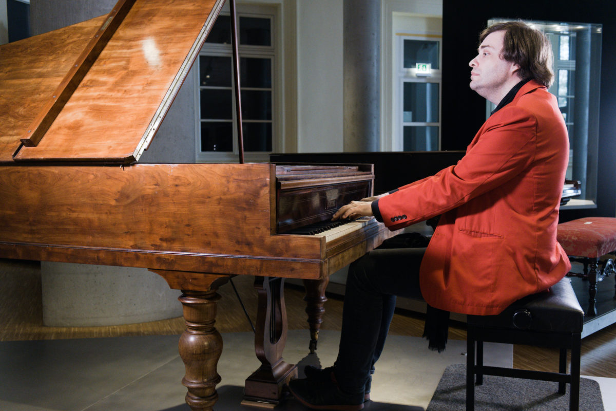 Interview Hubert Rutkowski,  Chopin-Festival 2021