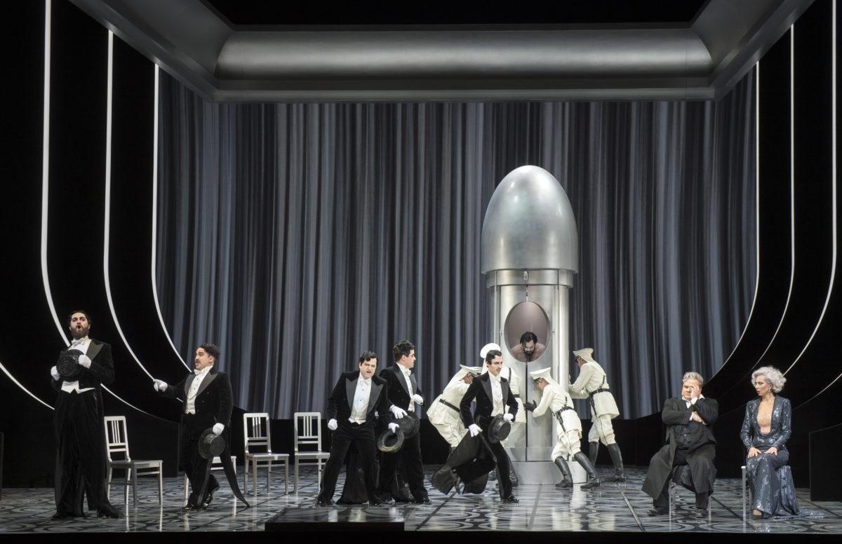 Richard Strauss, Salome, Staatsoper Unter den Linden, Berlin 4. März 2018