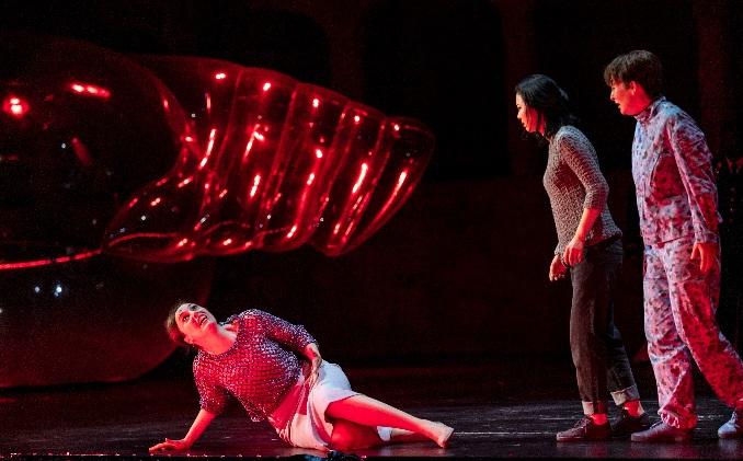 Wolfgang Amadeus Mozart, Idomeneo, Salzburger Festpiele, 9. August 2019