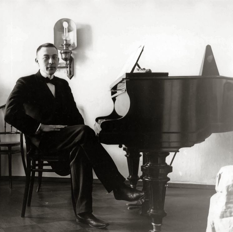 Rachmaninoff, mon Amour – Teil 3  klassik-begeistert.de