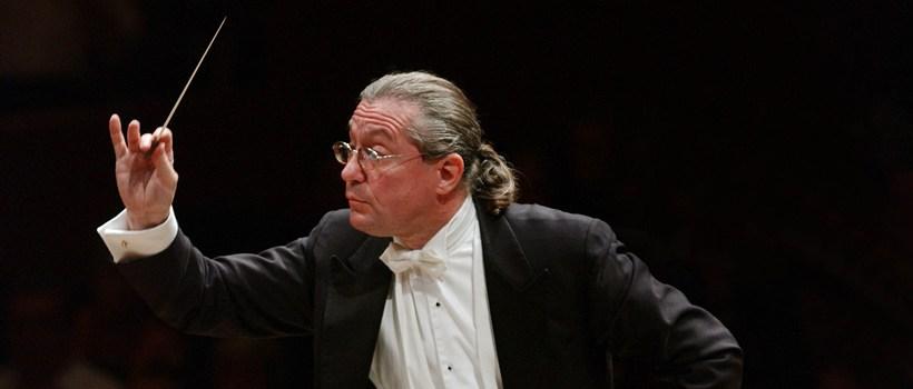 Sylvain Cambreling wird Chefdirigent der Symphoniker Hamburg,  Laeiszhalle