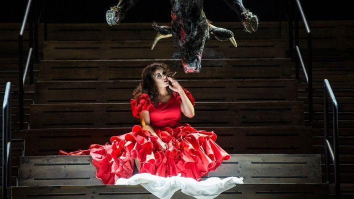 Georges Bizet, Carmen  Deutsche Oper Berlin