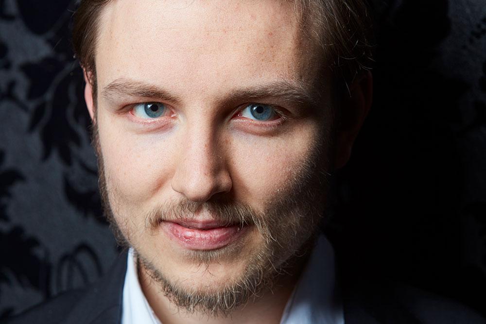 Florian Heinisch, Klavier,  Laeiszhalle Hamburg, Kleiner Saal