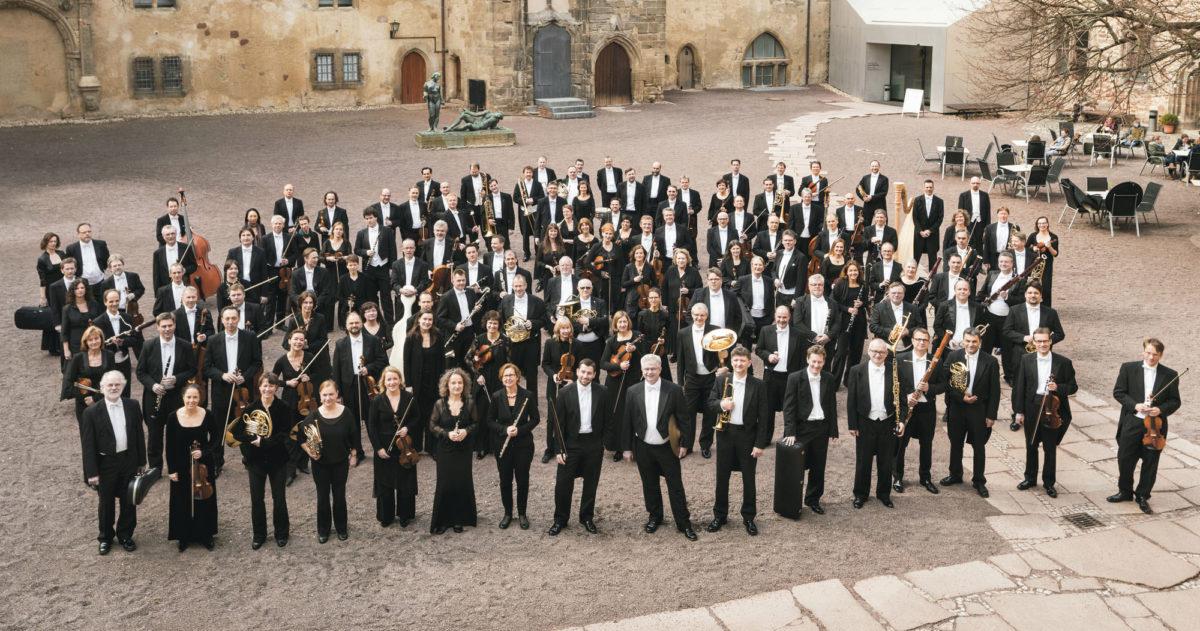 Italienischer Belcanto und französische Belle Epoque, Moritzburg Openair, Oper Halle,  Hof der Moritzburg, Halle (Saale)