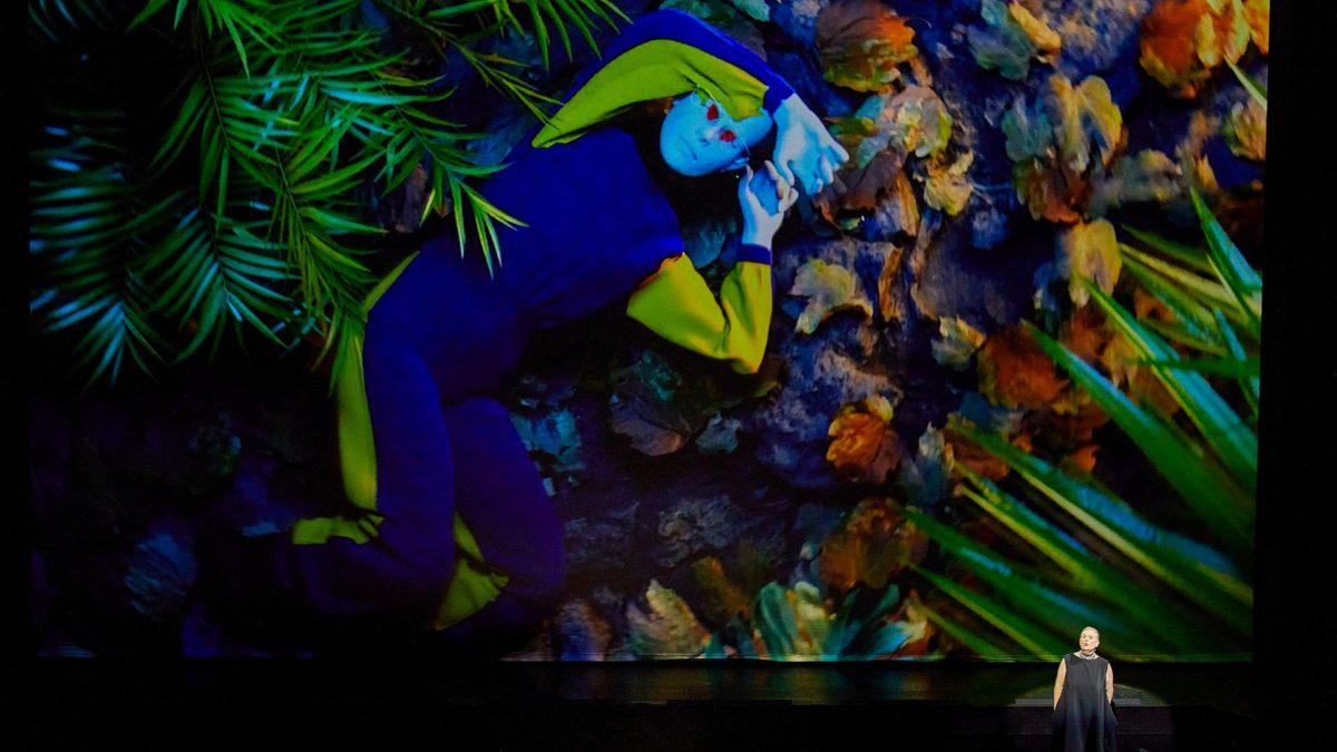 "Arnold Schönberg, ""Pierrot lunaire"", Francis Poulenc, ""La voix humaine"",  Staatsoper Hamburg, 15. Oktober 2020"