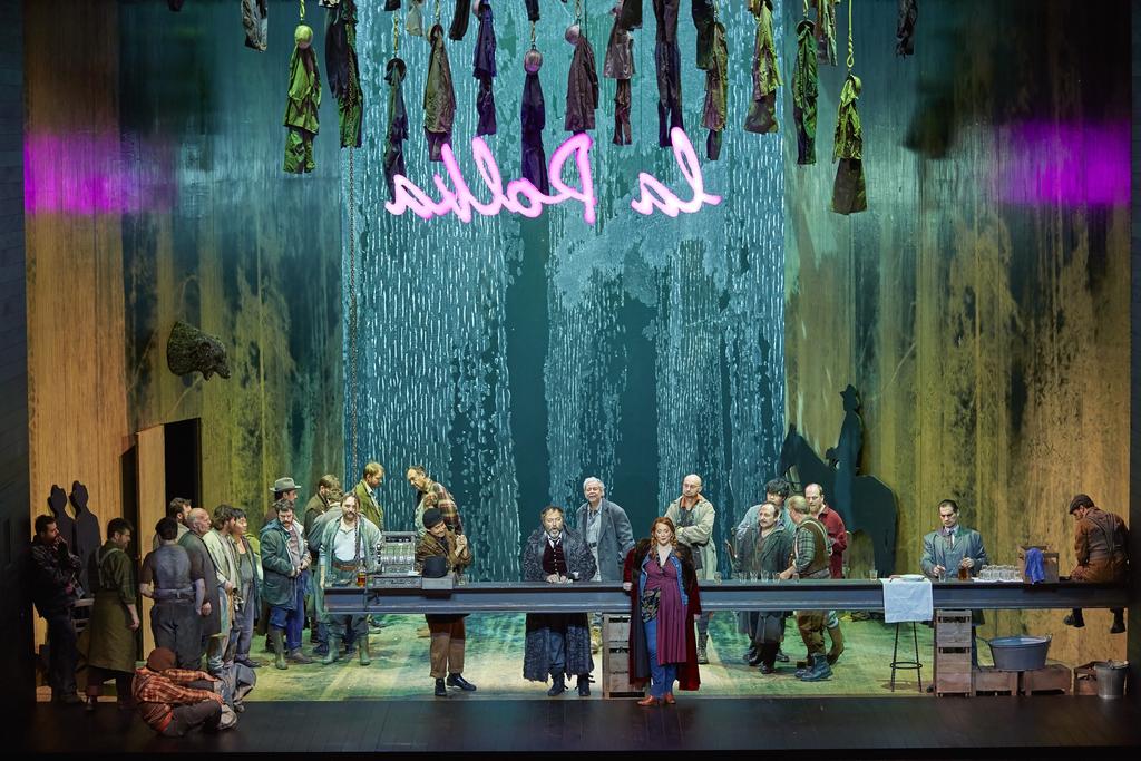 Giacomo Puccini, La Fanciulla del West, Staatsoper Hamburg, 19. Mai 2019