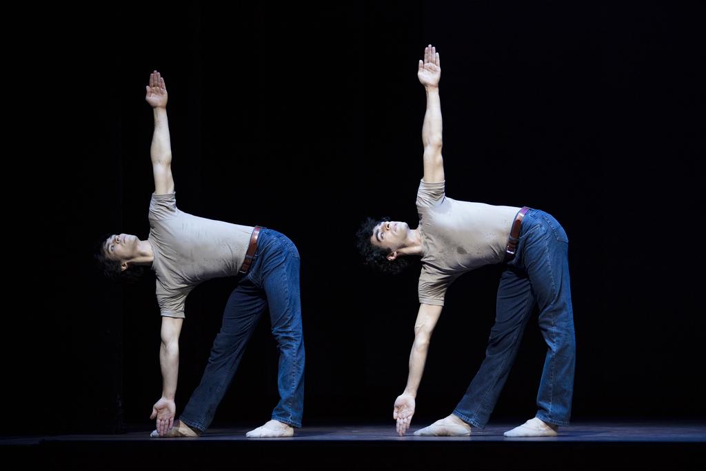 Das Lied von der Erde, Ballett von John Neumeier, Klaus Florian Vogt, Hamburg Ballett,  Staatsoper Hamburg