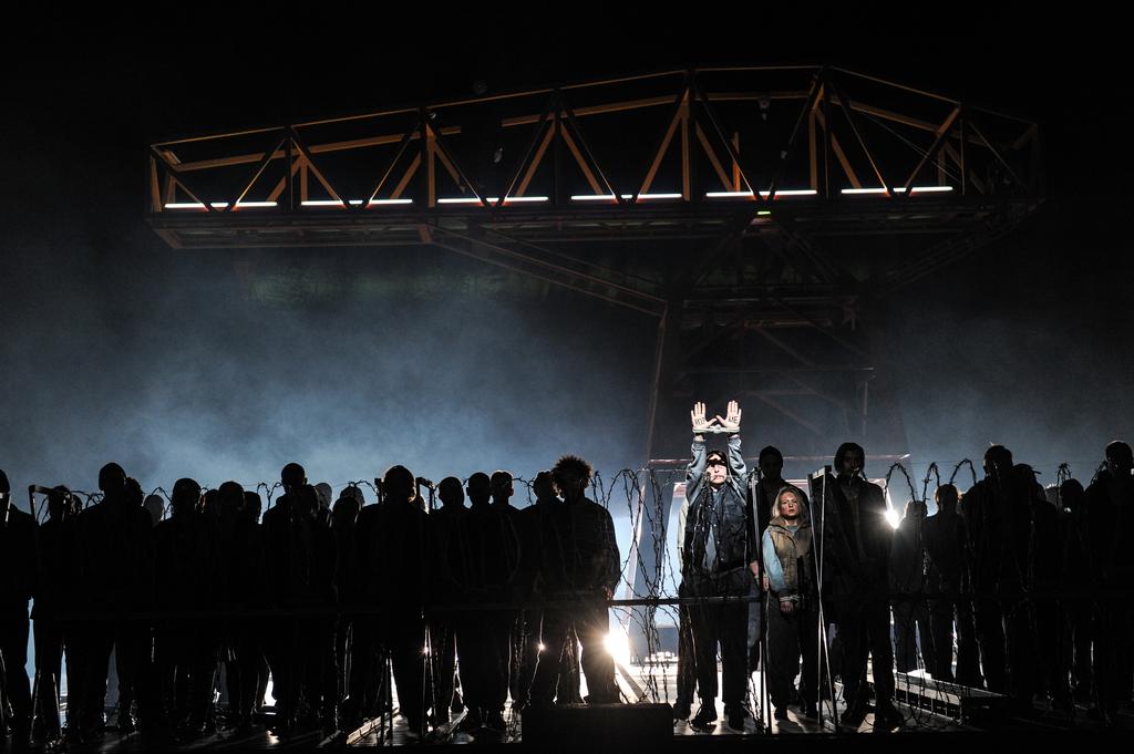 Giuseppe Verdi, Otello, Hamburgische Staatsoper, 15. Oktober 2019