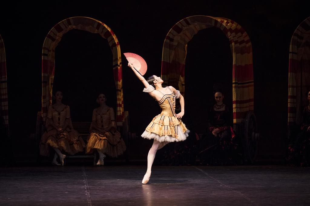 Ballett Don Quixote,  Staatsoper Hamburg