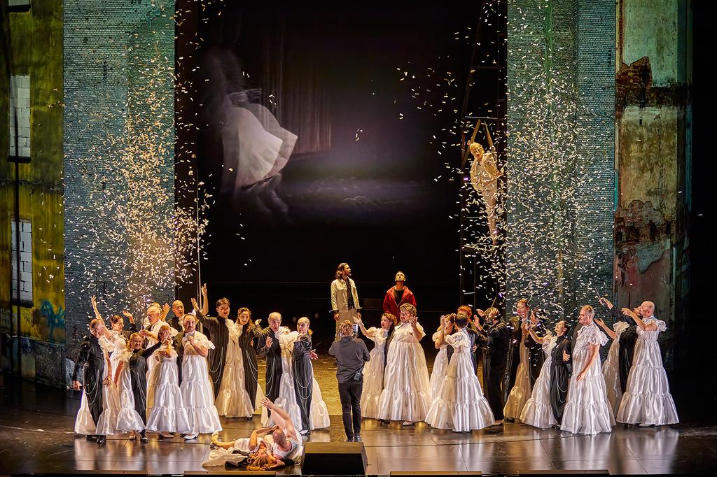 Wolfgang Amadeus Mozart, Don Giovanni (Premiere), Hamburgische Staatsoper, 20. Oktober 2019