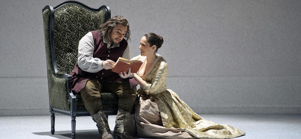 Giuseppe Verdi, Luisa Miller, Joseph Calleja, Nino Machaidze,  Staatsoper Hamburg