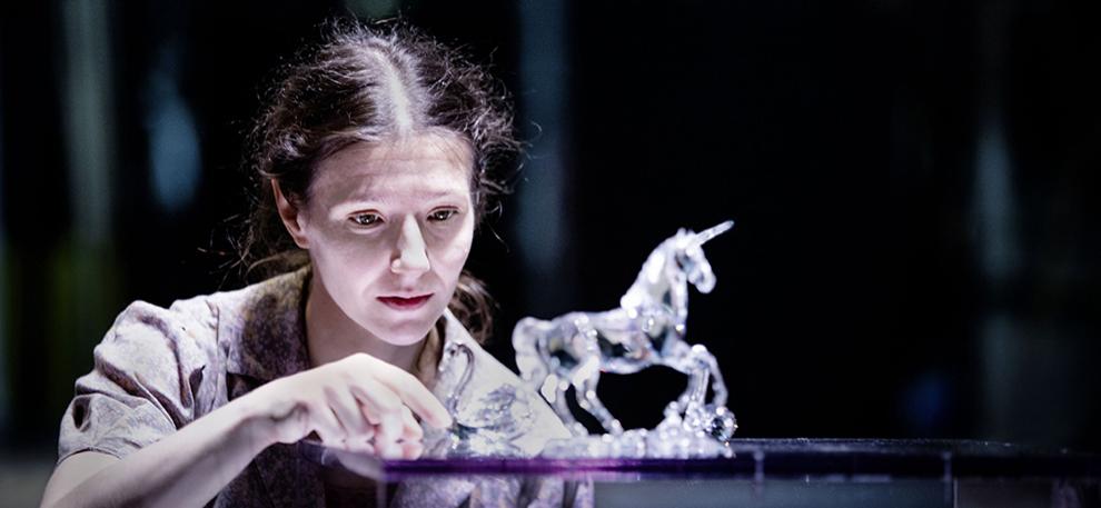 Die Glasmenagerie,Ballett von John Neumeier,  Staatsoper Hamburg / Hamburg Ballett, 1. Dezember 2019, Premiere