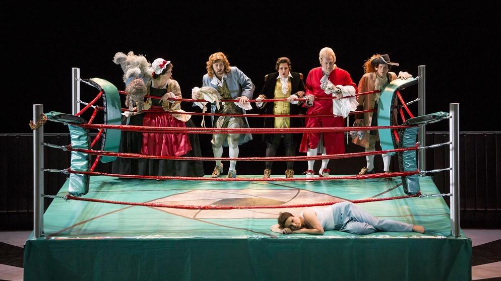 Georg Friedrich Händel, Ariodante,  Staatstheater Stuttgart
