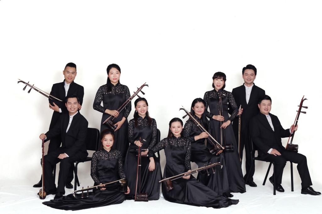 Suzhou Chinese Orchestra, Pang Kapang, Zhu Changyao