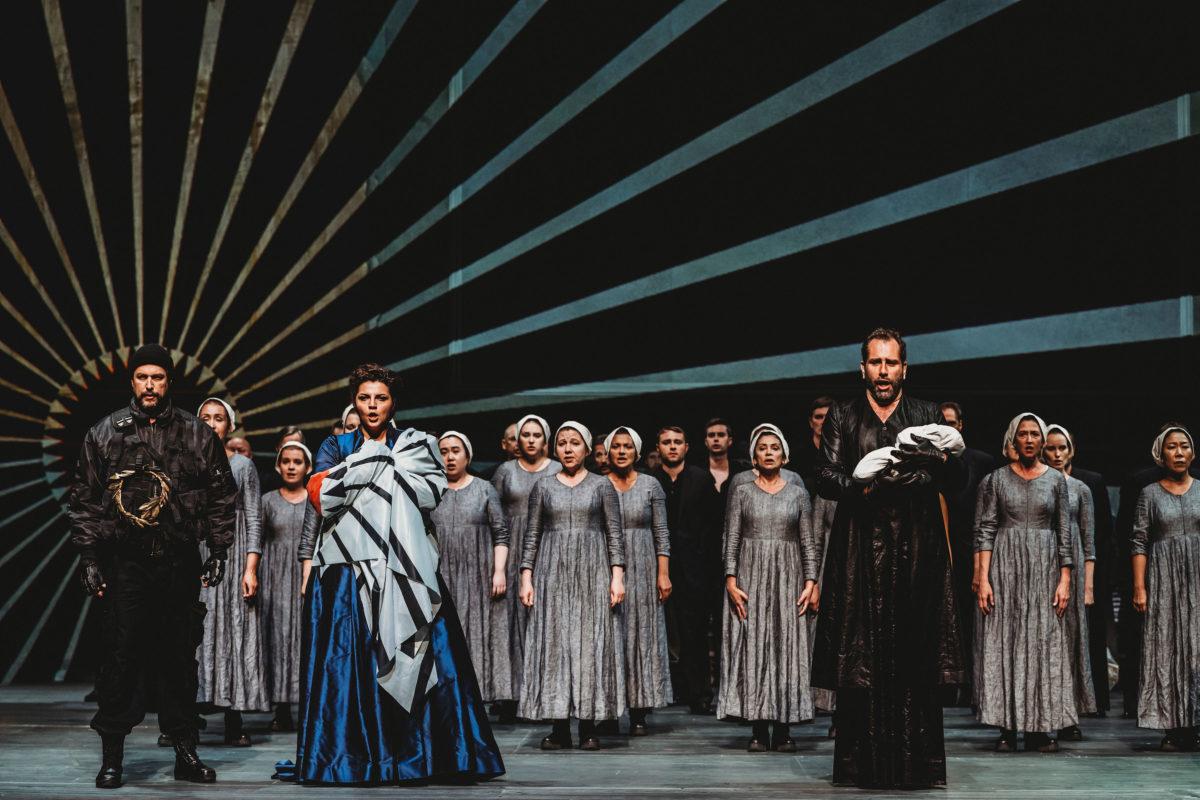 Giuseppe Verdi, Aida,  Tiroler Festspiele Erl, 12. Juli 2019