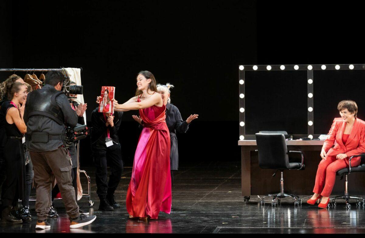 Il trionfodel Tempo e del Disinganno, Georg Friedrich Händel,  Salzburger Festspiele, Haus für Mozart, 14. August 2021
