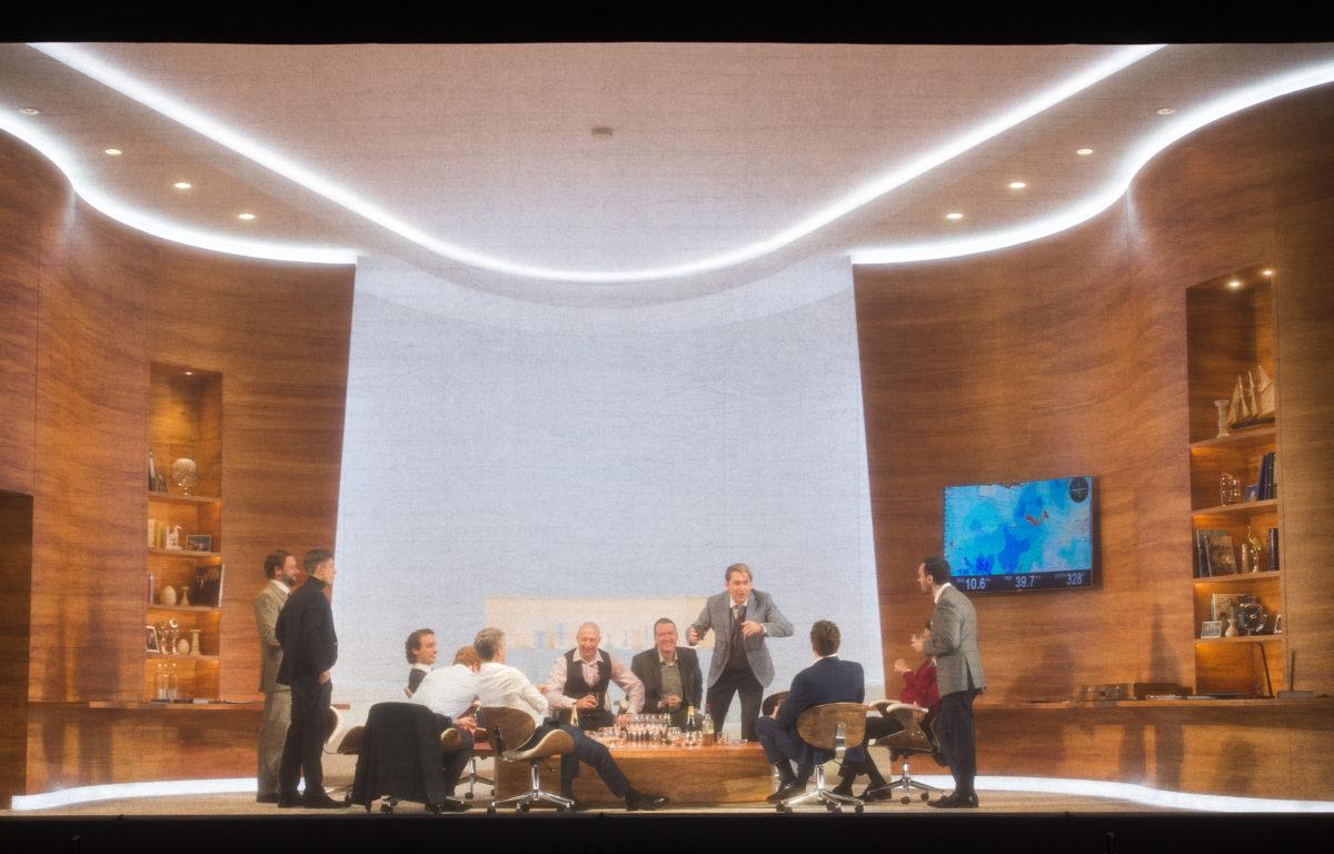 Richard Wagner, Tristan und Isolde, Staatsoper unter den Linden, Berlin, 15. Februar 2018