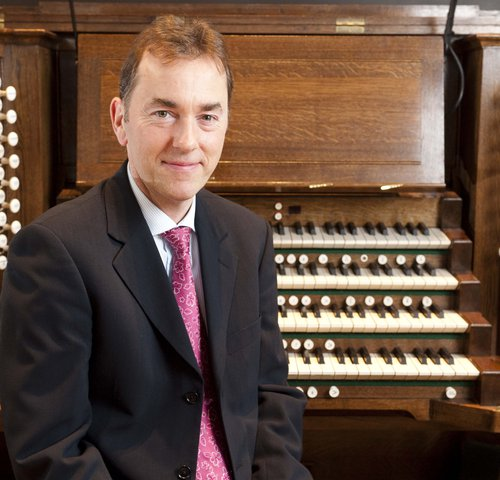 Thomas Trotter, Orgel,  Elbphilharmonie Hamburg
