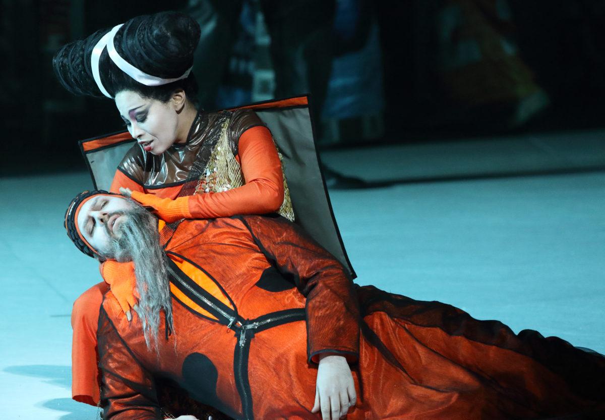 Giacomo Puccini, Turandot,  Bayerische Staatsoper, 16. Juli 2019
